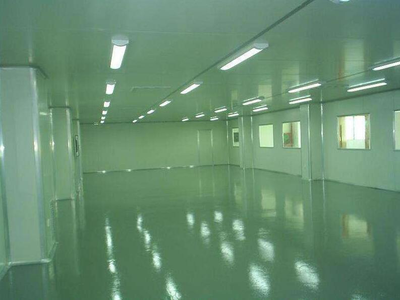 食品厂无尘室设计 无尘室净化车间施工