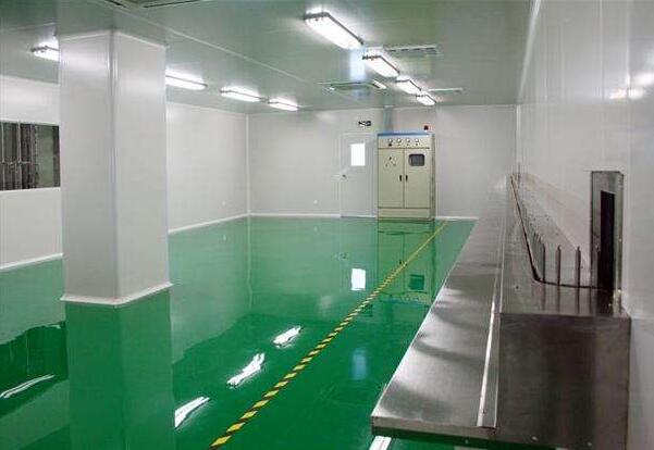 万级无尘室净化车间设计