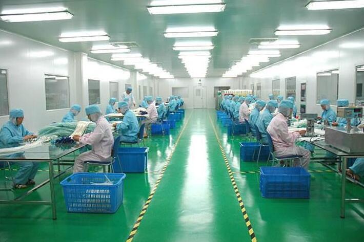 食品厂无尘车间设计 GMP无尘车间工程