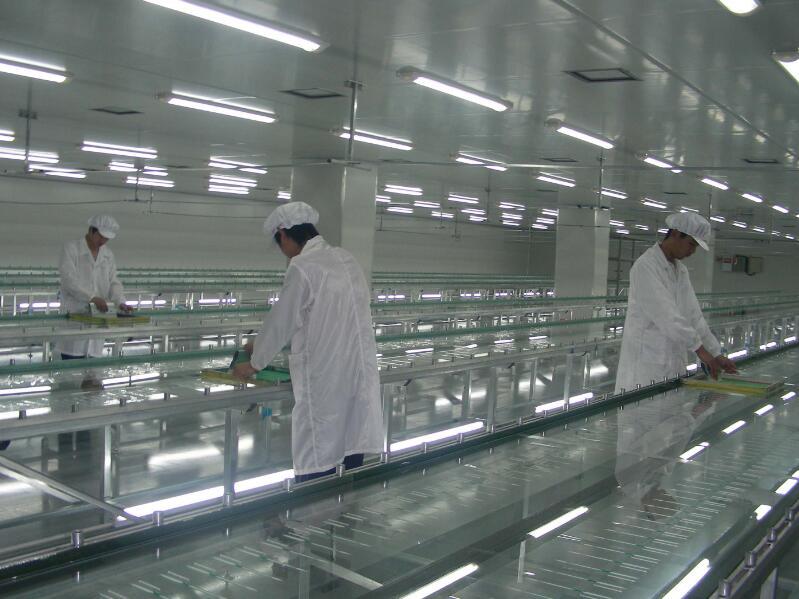 食品厂无尘车间制造 无茵无尘车间工程