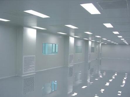 食品厂净化车间解决方案制药厂净化车间设计