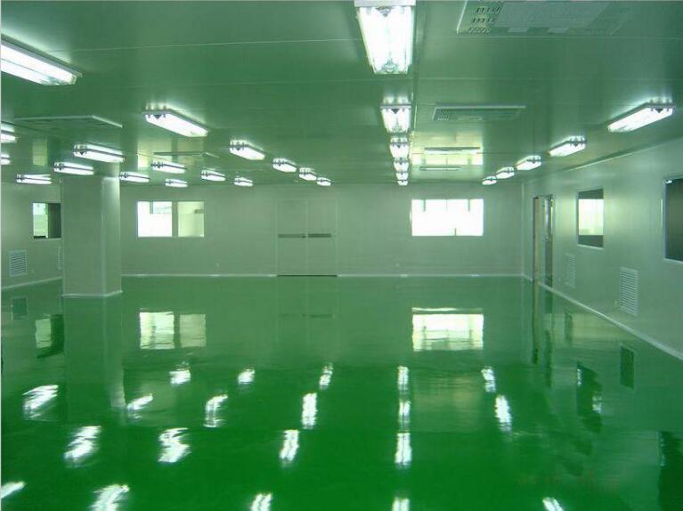触膜屏净化车间案例 LCD净化车间设计施工