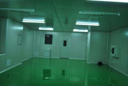 LCD万级净化车间制造