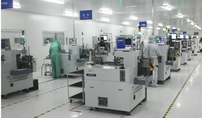 讯捷兴PCB无尘车间设计方案