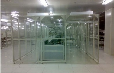 生物制药洁净棚设计 百级洁净棚